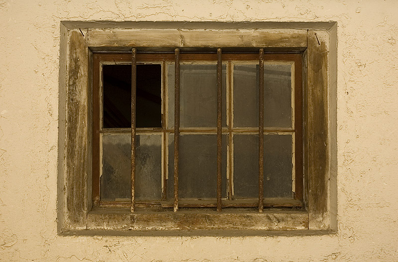 Old Window || Altes Fenster