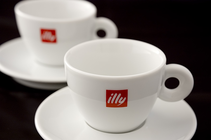 Addicted to Illy coffee || Abhaengig von Illy Kaffee