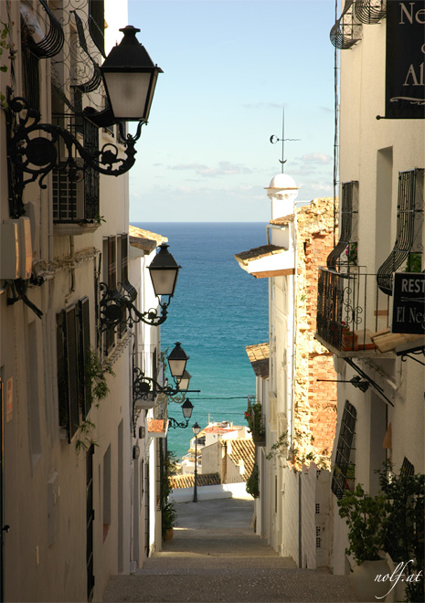 Dreaming of Spain || Von Spanien traeumen