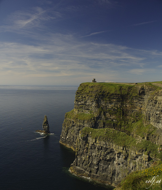 Cliffs of Moher / (Ireland || Irland)
